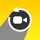 逆再生ビデオを作成して保存できる無料アプリ - RevMov