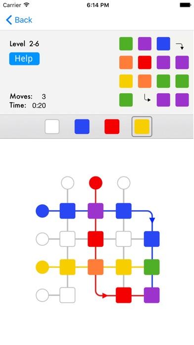 Color Dash - Color Mixing Fun Screenshot