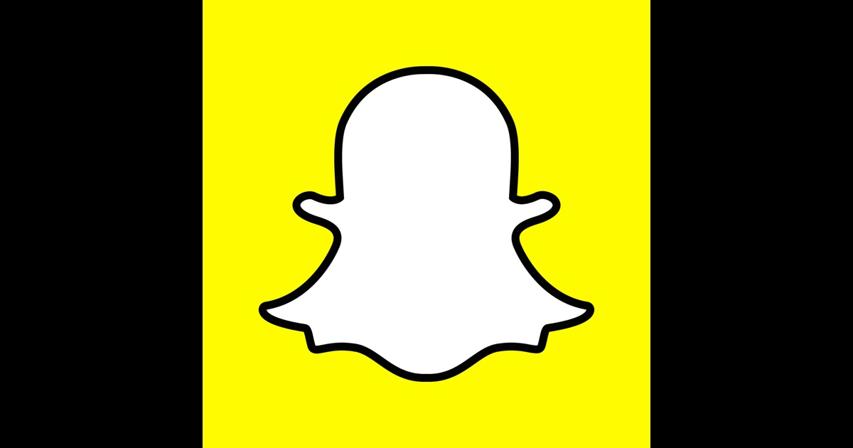 Snapchat on the App Store
