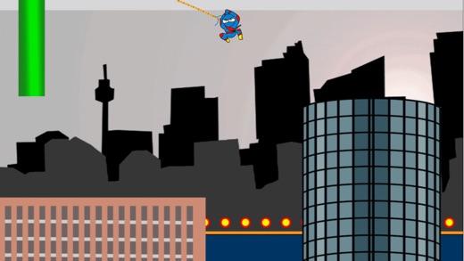 Ninja Raptor Screenshot