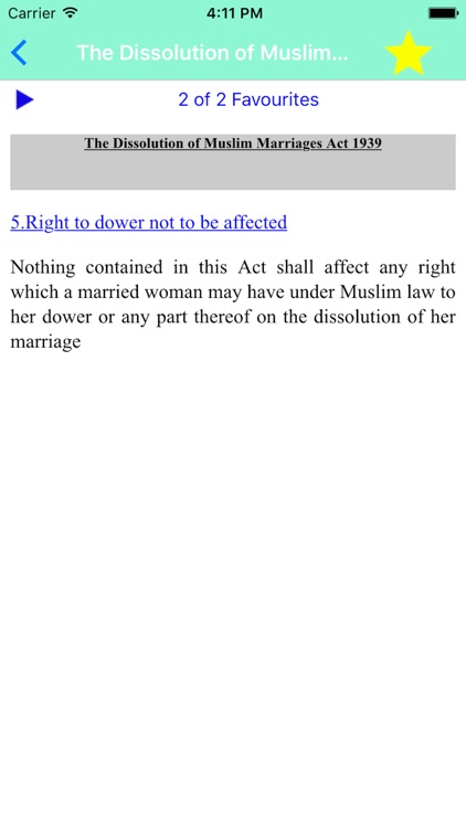 muslim marriage act