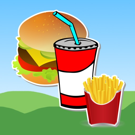Burger Drop Free iOS App
