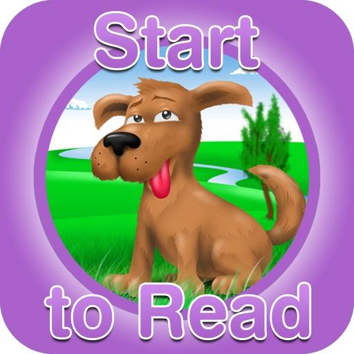 Start to Read for preschool kids iOS App