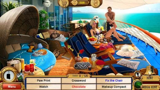Vacation Adventures: Cruise Director Screenshot