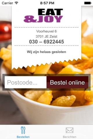 Eat & Joy (Zeist) screenshot 2