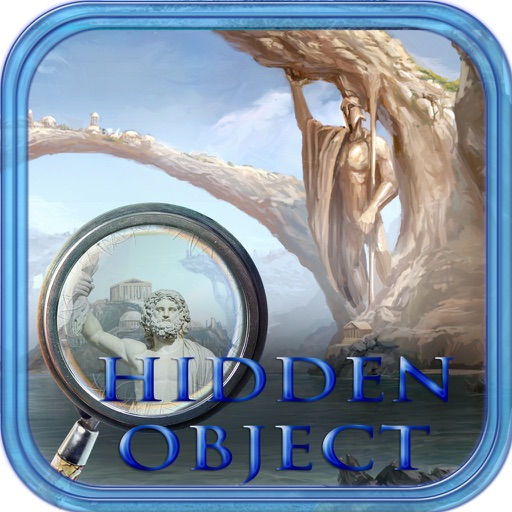 Hidden Object: Find a Diamond Eye - Steve and Victoria Atlantida Adventure Hidden Object Free