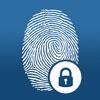 Simple Password Manager - Best Fingerprint Account Locker with Finger Touch Scanner Lock