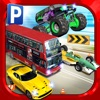 Ridiculous Parking Simulator АвтомобильГонки ИгрыБесплатно