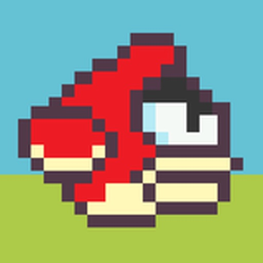 Flappy Rolling - Rolling Bird & Ball - Rolling With Pop The Cicrle iOS App