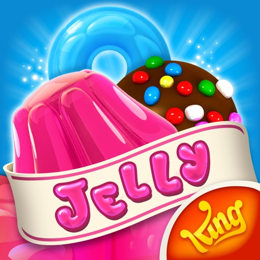 Download Candy Crush Jelly Saga free for iPhone, iPod and iPad