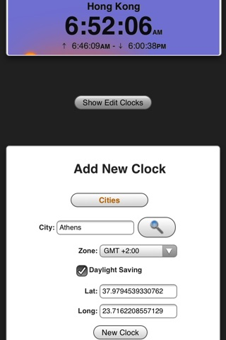 World Clockr screenshot 4