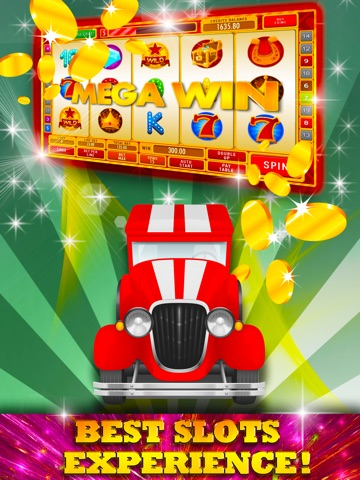 Fastest Slot Machine: Spin the fortunate Sports Car Wheel and gain daily rewards-ipad-0
