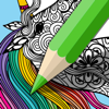 Mindfulness coloring - Anti-stress art therapy for adults (Book 3)