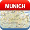 München Offline Map - Stadt Metro Airport