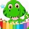 dinosaur disegni libro da colorare giochi per bambini gratis