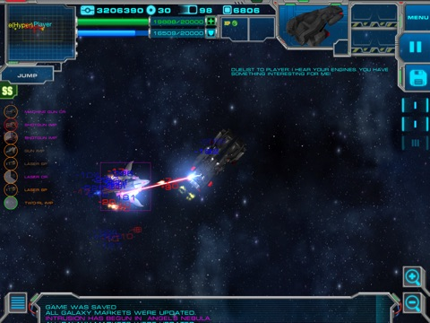 Screenshot #1 for Space Story: Alliance