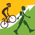 ViewRanger GPS - Hiking & Cycling Trails with Navigation & Offline Topo Maps icon