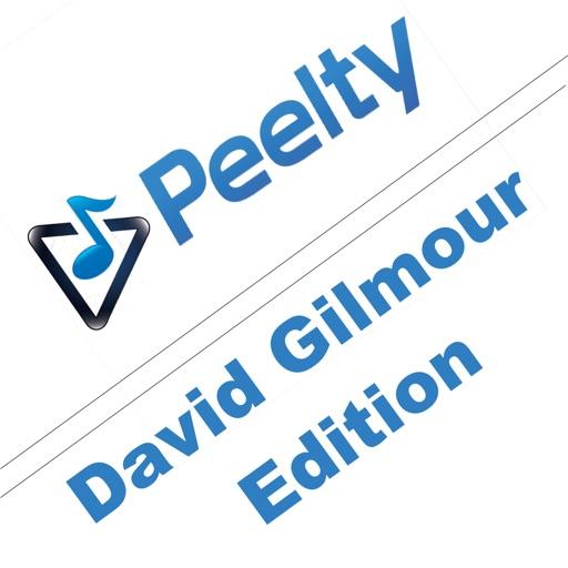 Peelty - David Gilmour Edition iOS App
