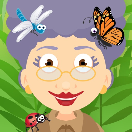 Grandma Loves Bugs