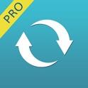 контакты синхронизация, резервного копирования и чистым для Google Gmail (Pro Edition) icon