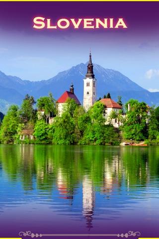 Slovenia Tourist Guide screenshot 1
