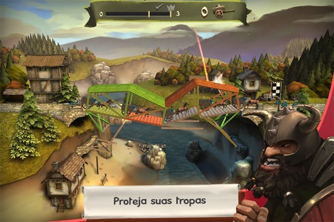 Bridge Constructor Medieval screenshot 3