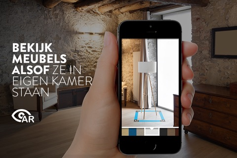 Amikasa - 3D Floor Planner with Augmented Reality screenshot 4