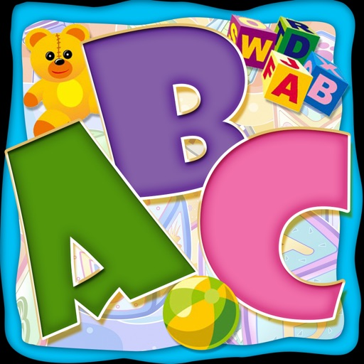 Fun Learning ABC – Alphabet Learning Game for Toddlers iOS App