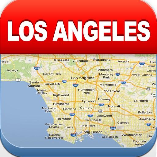ロサンゼルスオフライン地図 - 市メトロエアポート