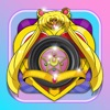 Manga & Anime Sailor Sticker Camera : Pretty Crystal Photo Dress Up For Sailor Moon