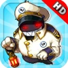 Awesome Desert Seoul Captain HD - Running Hero Delivery