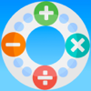 MATHS Loops: Times Tables quiz! Practice & test mathematics game. Multiplication, Addition, Subtraction and Division for children.