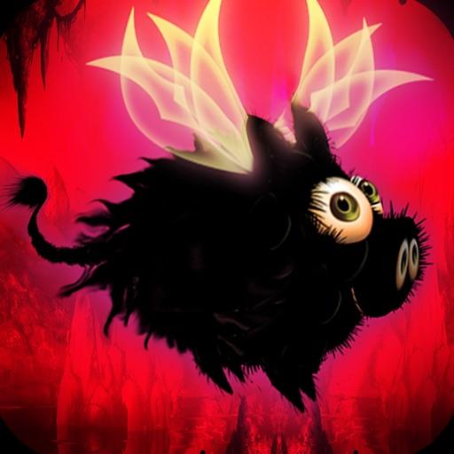 Monster Piggies Adventure: Bad-Land Shadows Run & Jump Free Game 2 Icon