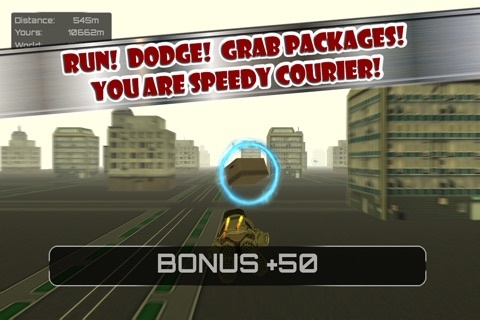 Speedy Courier screenshot 4