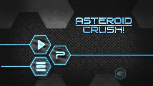 Asteroid Crush! Screenshot