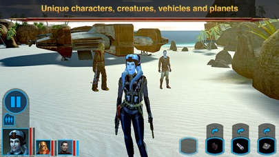 Screenshot #7 for Star Wars®: Knights of the Old Republic™