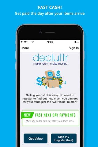 Decluttr screenshot 4