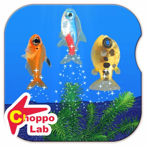 Tiny Little Fish Pictorical Book iOS App
