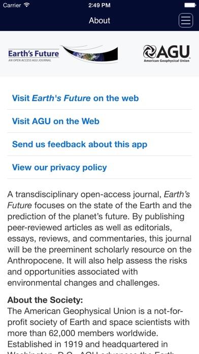 Earths Future review screenshots