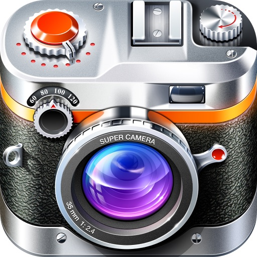 KitCamera - Video / Photo Editor