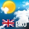 Meteo per il Regno Unito Pro