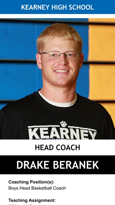 Kearney High Bearcats Game Guide review screenshots