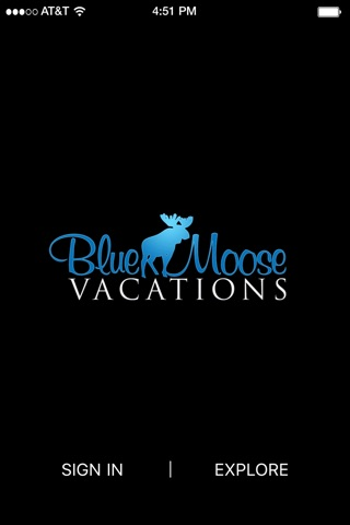 Blue Moose Vacations screenshot 1