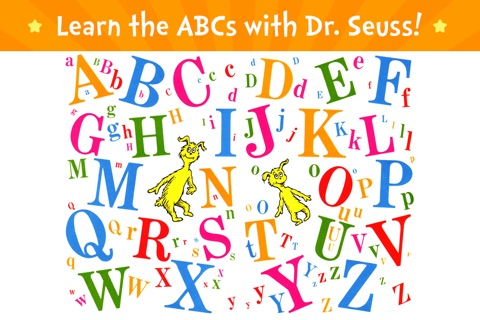 Dr. Seuss's ABC - Read & Learn screenshot 1