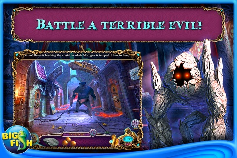 Mystery of the Ancients: Three Guardians - A Hidden Object Game App with Adventure, Puzzles & Hidden Objects for iPhone screenshot 3