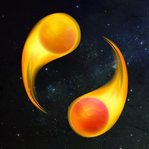 Two Fire Balls iOS App