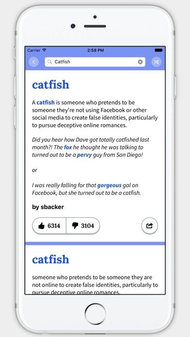 download Urban Dictionary apps 2