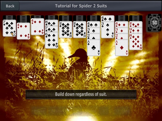 Solitaire 3D for iPad Screenshots