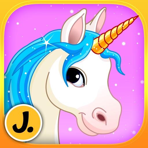 Ponis Preciosos Y Unicornios Adorables Juego De Puzles Para Ninos