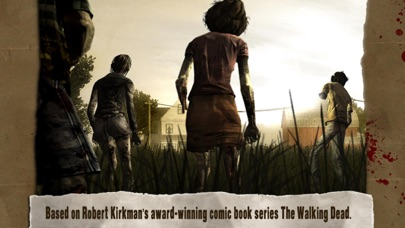 Screenshot #6 for Walking Dead: The Game
